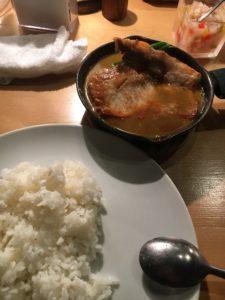 アルペンジローのスープカレー