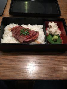 新宿の熟成肉丼