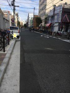 西成の交通ルール