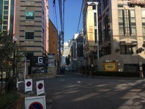 新宿歌舞伎町のホテル街
