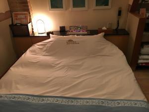 沼津のラブホテルのラグナリゾートの寝室