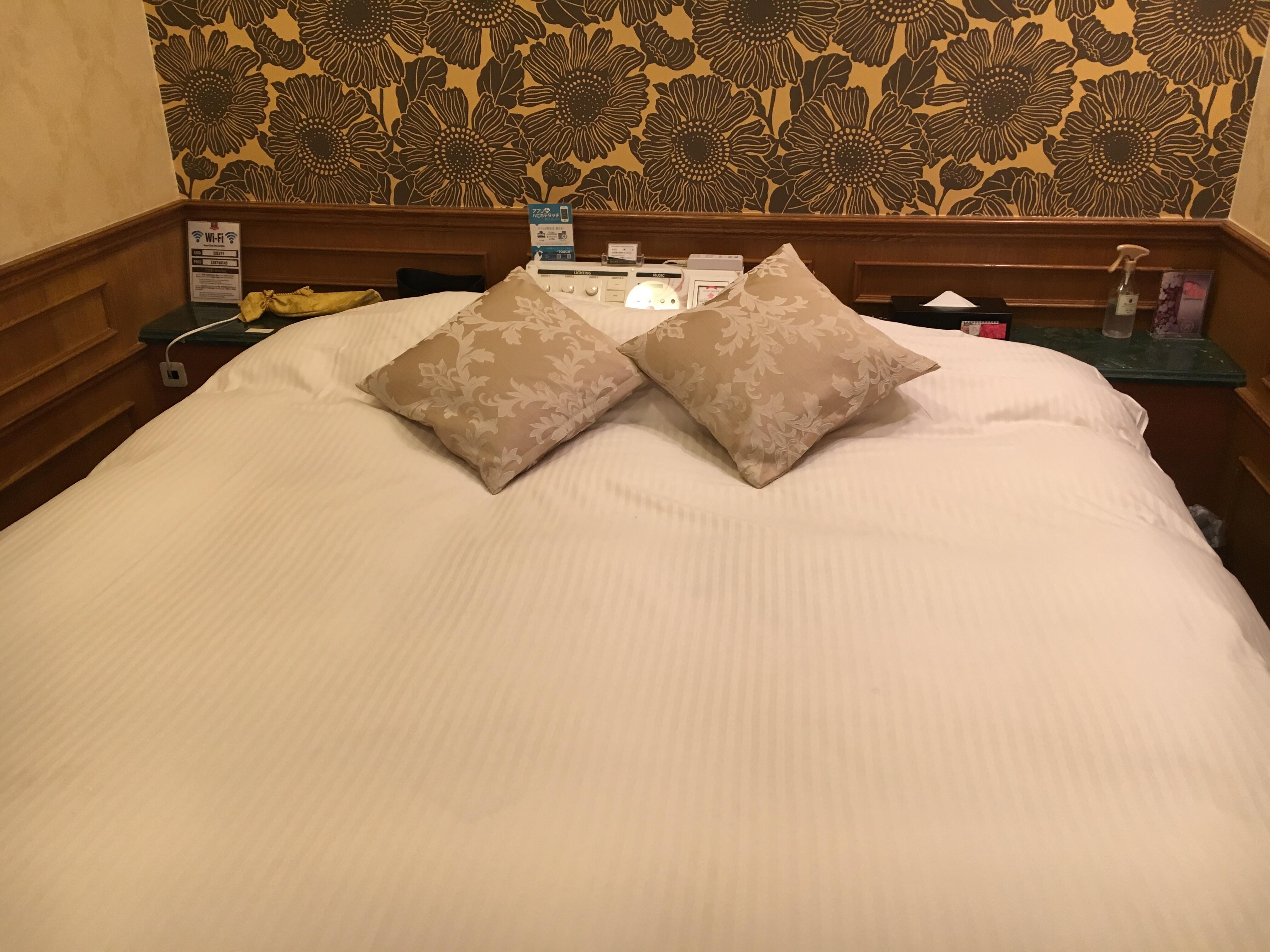 鶯谷のラブホテル