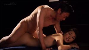 古川いおりの寝バック