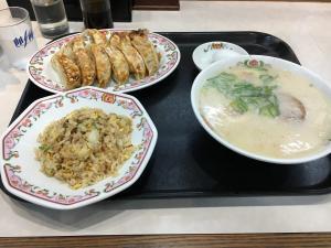 餃子の王将沼津店