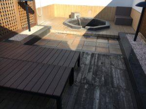 ラグーナリゾートの露天風呂