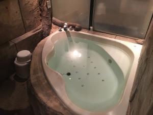 ラヴァーズレーンの露天風呂