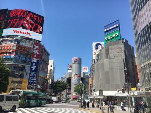 渋谷駅の画像