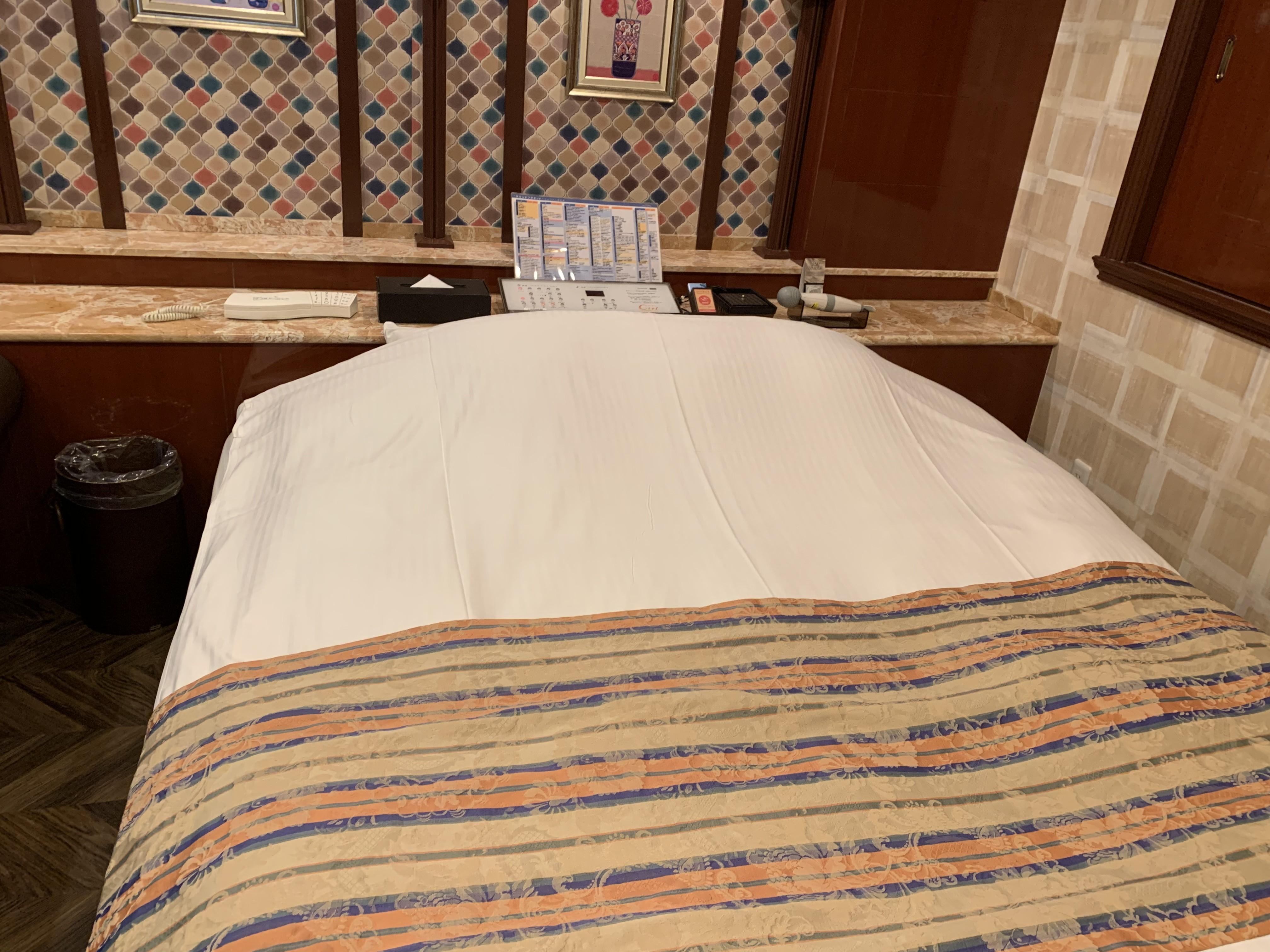 沼津ラブホテルのシエルの部屋