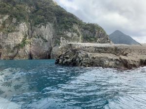 堂ヶ島マリンの千貫門クルーズの写真