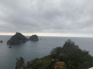 堂ヶ島ホテル天遊の部屋の景色の画像