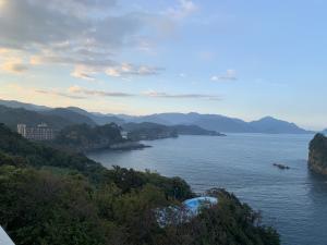 堂ヶ島ホテル天遊の景色の画像