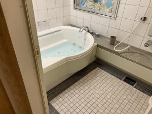 沼津のラブホテルのシエルの風呂の画像
