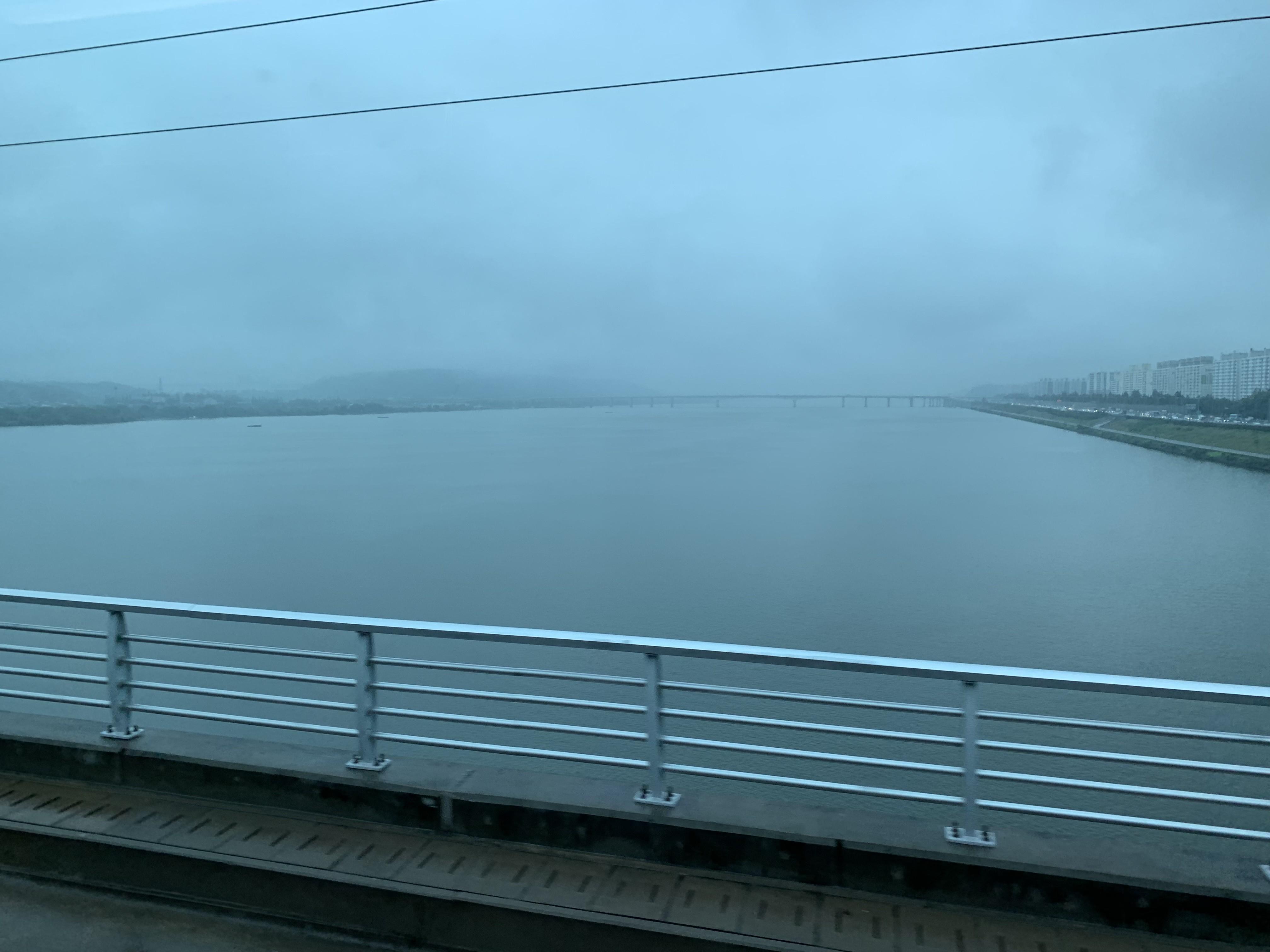 ソウルの漢江の画像