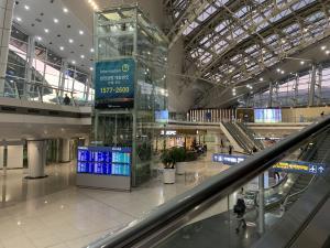 仁川空港の画像