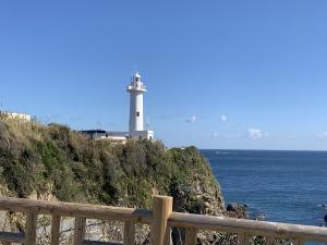 大王埼灯台の画像