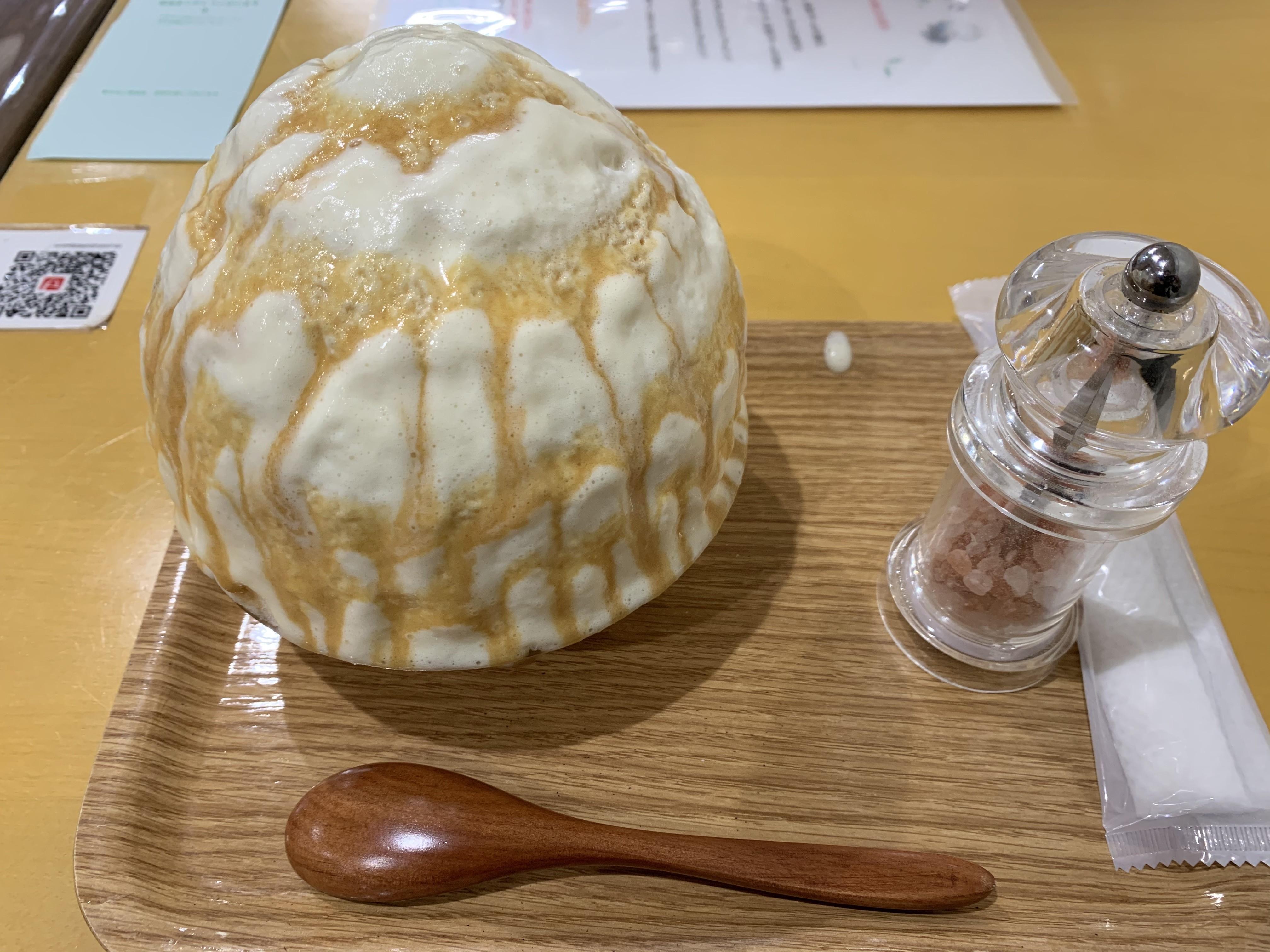 雪菓の塩バニラキャラメルの画像
