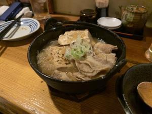 みそら屋の肉豆腐の画像