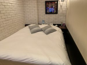 鶯谷のホテルエグゼの画像