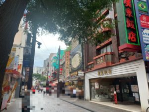 横浜中華街の画像