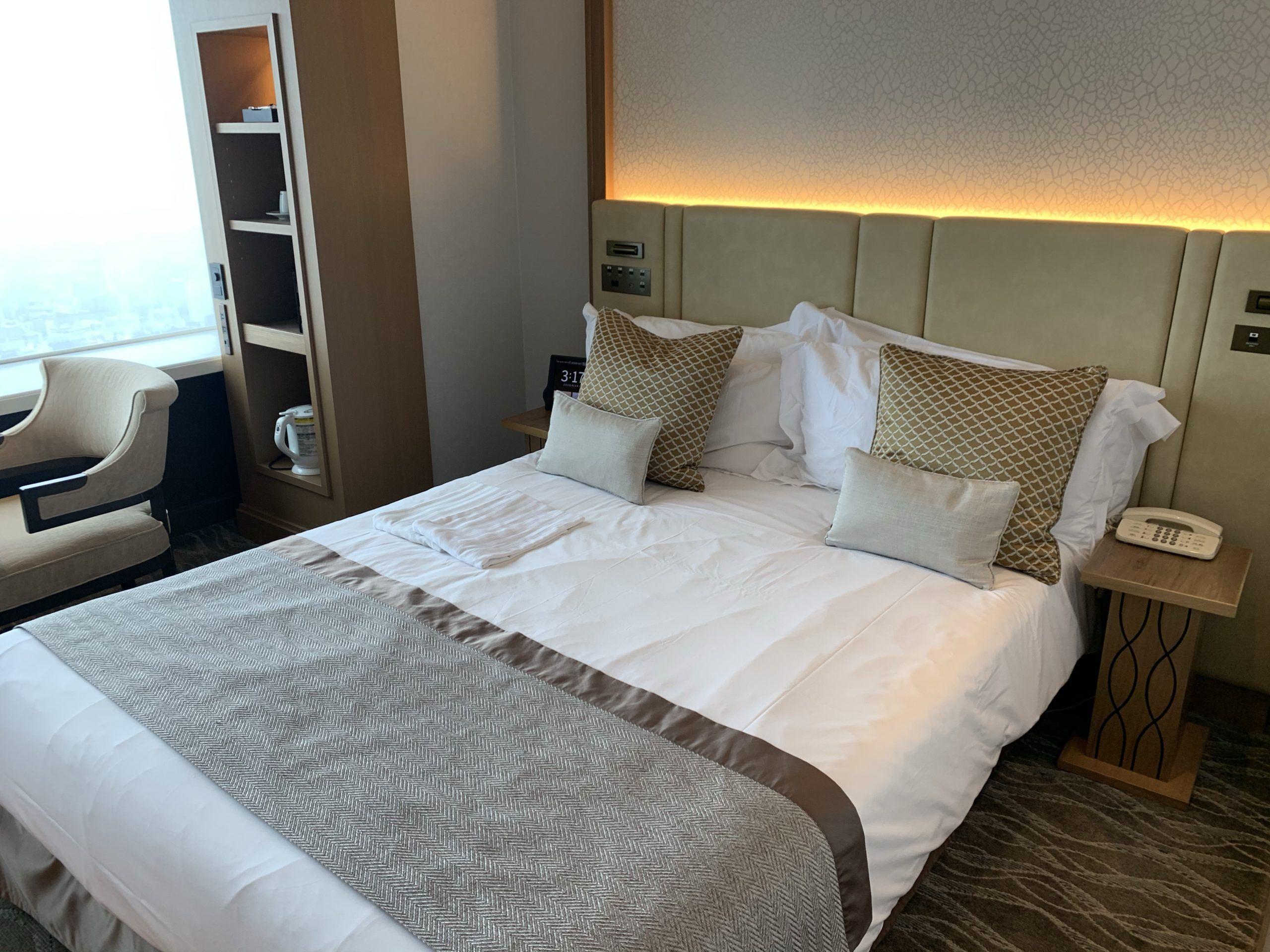 横浜ロイヤルパークホテルのアトリエフロアの部屋の画像