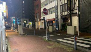 コロナ下の横浜関内駅の画像