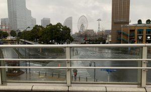 みなとみらい桜木町駅前の画像