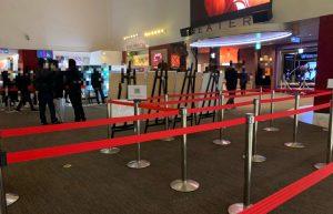 シンエヴァンゲリオン劇場版を上映する映画館の画像