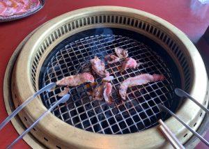 焼き肉屋の画像