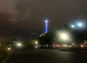 横浜マリンタワーの画像
